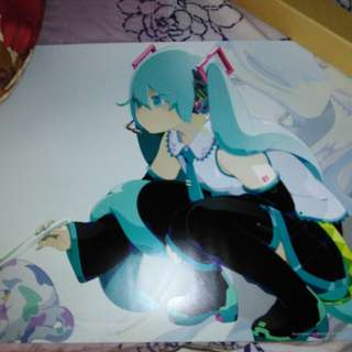 Hatsune miko expo poster
