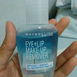 Maybelline Eye&Make-Up Remover Travel size 40ml