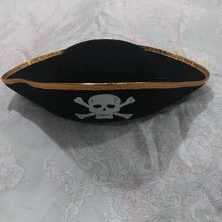 虎克船長帽子