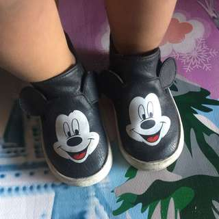 Mickey Shoes H&M
