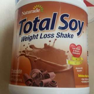 [DISCOUNTED] Naturade Total Soy Weigh Loss Shake (Chocolate)