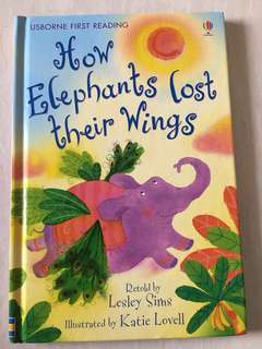 Usborne How Elephants list their wings