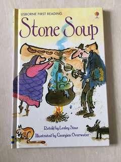 Usborne : Stone soup