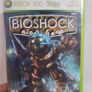 Bioshock 1 Xbox 360