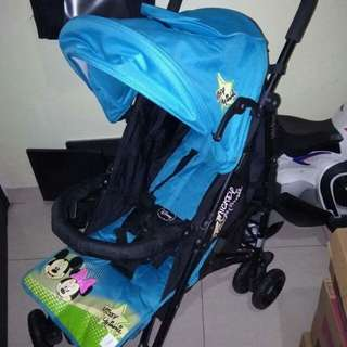 stroller disney MM star