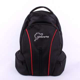 Nurburgring Circuit Fan Club Haversack 45 x 35 cm