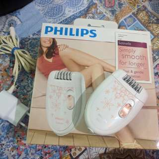 Lowest Price! Philips Epilator
