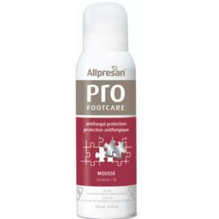 [In Stock] Allpresan Pro Anti-Fungal Protection (Mousse)