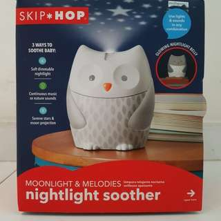 Skip Hop - Night Light Soother