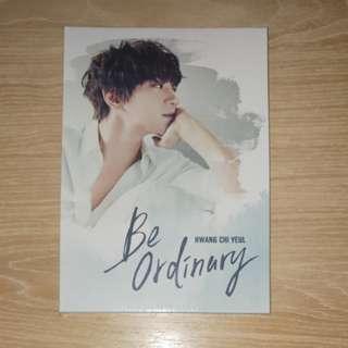 全新未拆 黃致列Be Ordinary專輯