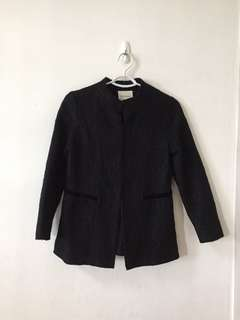 Zara Wool Formal Cold Weather Jacket