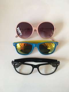 3 for 250!! SUMMER EYEWEAR SET