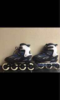 Blade X Softec Vision In-line skates: SIZE 9