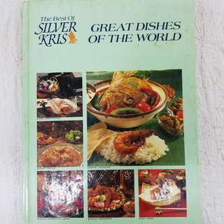 #0325 - Silver Kris great dishes of the world