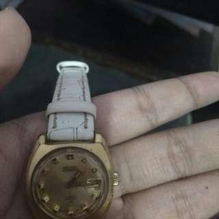 Arloji wanita seiko automatic