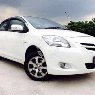 2010 Toyota Vios 1.5 (A) Full Spec Tiptop
