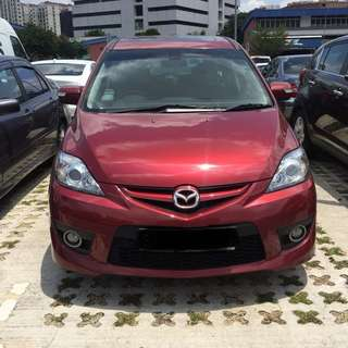 Mazda 5 JM6 whole car spare parts available