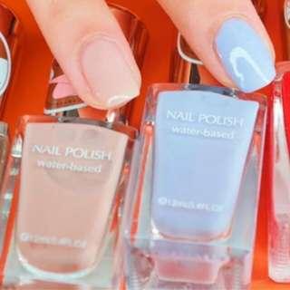 Miniso Nude Water-based Nail Polish