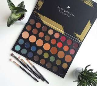 [Authentic] MORPHE 39A Dare To Create Eyeshadow Palette