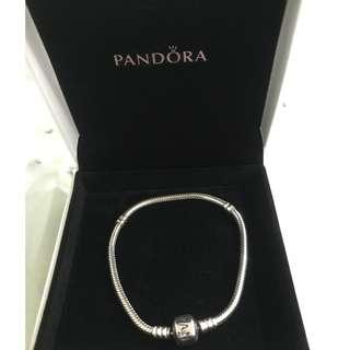 【Pandora潘朵拉】純銀手鍊