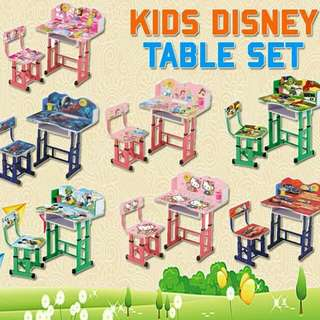 Kids Disney Table Set