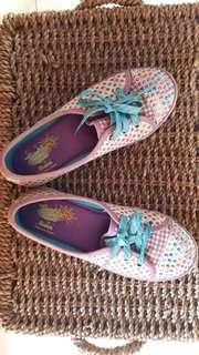 Sepatu Anak Skechers Lampu Sz 33