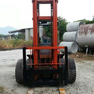Toyota FD45 4.5 Tons Forklift