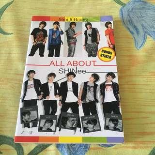 Buku All About Shinee