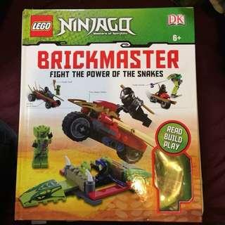 Lego 書裝積木