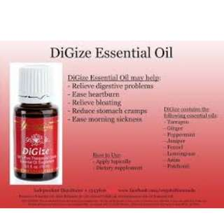 Young Living Essential Oil - Digize