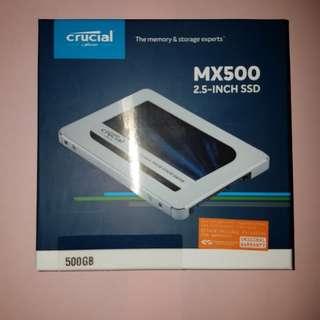 Crucial MX500 2.5-INCH SSD 500GB