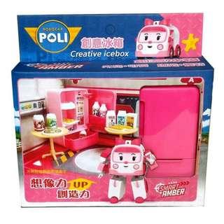 POLI安寶創意小冰箱