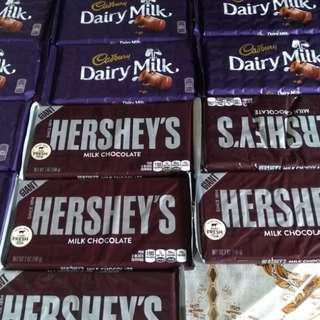 Giant Chocolates!!!