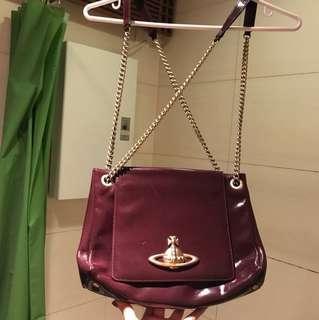 Vivienne Westwood chain bag