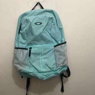 Oakley Light Blue Backpack