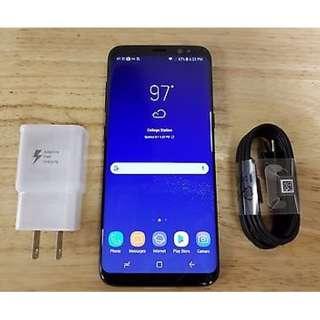 Samsung Galaxy S8 64Gb Factory Unlocked Midnight black