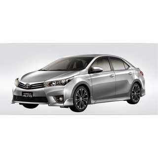 [ UBER / GRAB ] Toyota Corolla Altis 1.6A