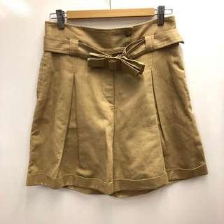 Red Valentino 卡其色 shorts US 4