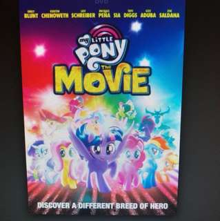 Pony The Movie - DVD