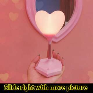 粉紅系列 心心燈 USB light every little pink PIG