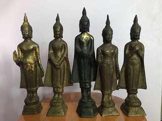 Brass Buddha Collection