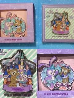 代購上海迪士尼Stella Lou 徽章 LE2000 Disney Pin