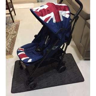 Mini Easywalker Union Jack Stroller