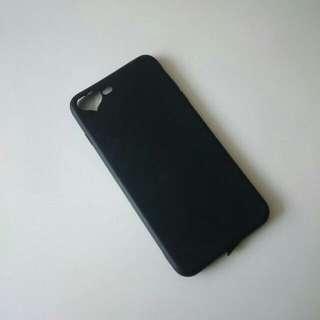 手機殼 軟 黑 鮮黃 墨綠 3色