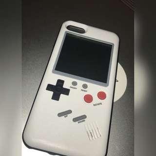 iPhone Case 6/6s/7/8 (mini games+batteries)