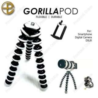 Gorilla Pod Octopus Flexible Tripod Stand