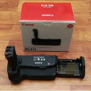Canon 6D battery Grip BG-E13