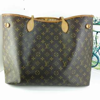 Louis Vuitton Neverfull MM Monogram Bag