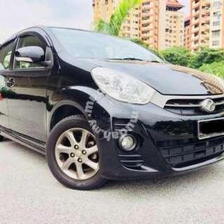 2014 Perodua Myvi 1.5 (A) 0 Muka Tiptop