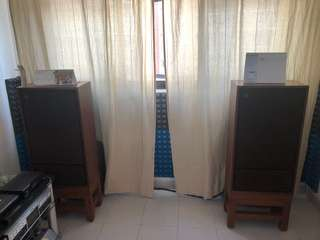 Tannoy Cheviot Speaker With Custom Stand